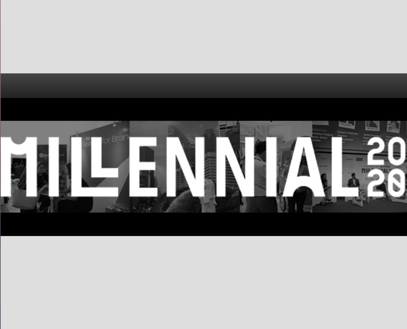 Millennial 20/20 Asia Pacific - Super Early-Bird $450 SGD