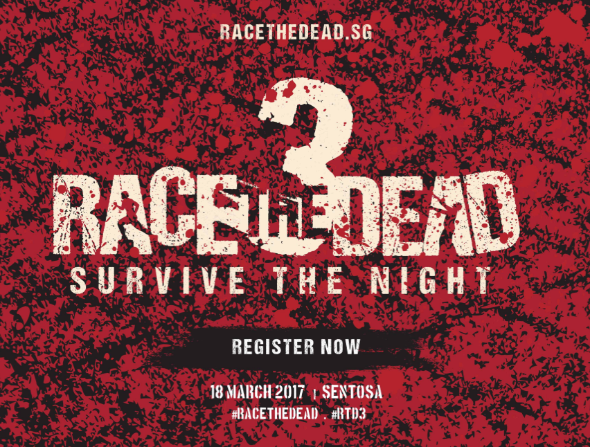 Race The Dead 3 - Team Registration