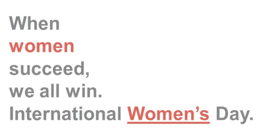 #IWD2017 Empowering Women in Business