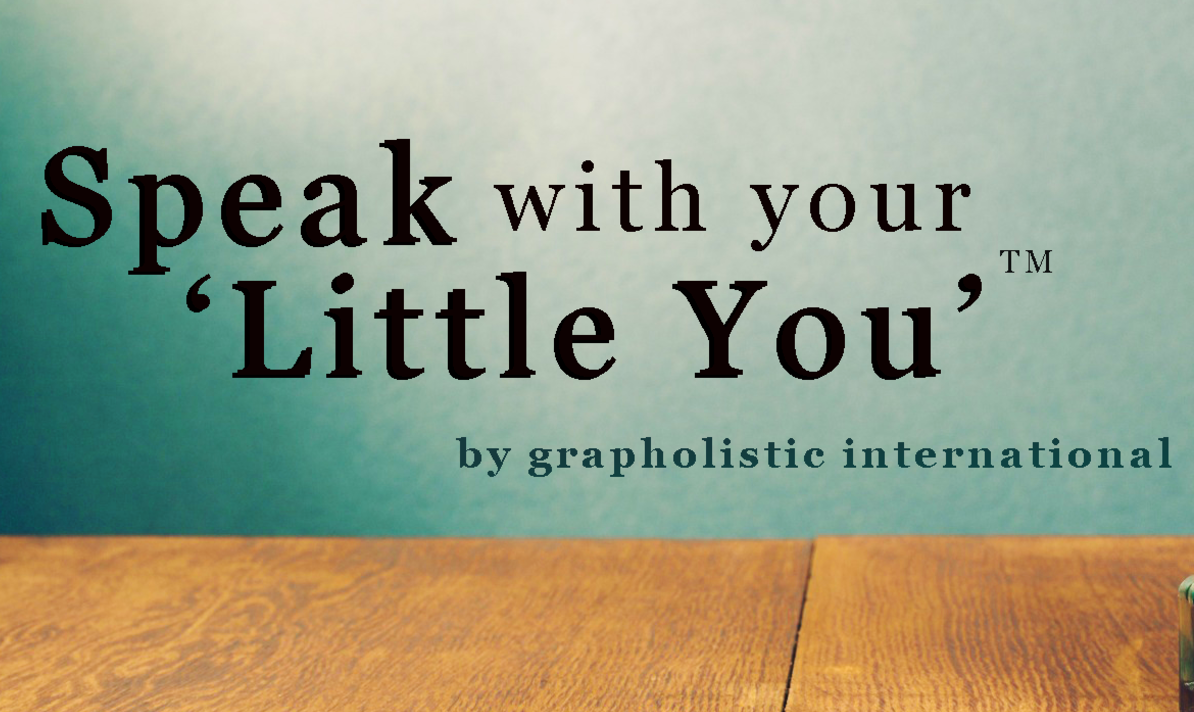 Speak with Your 'Little You'