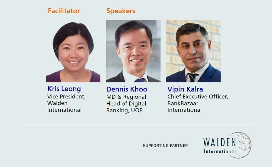 Kopi Chat - Incumbents vs Challengers: Who will define the future of fintech and banking? Banner Image