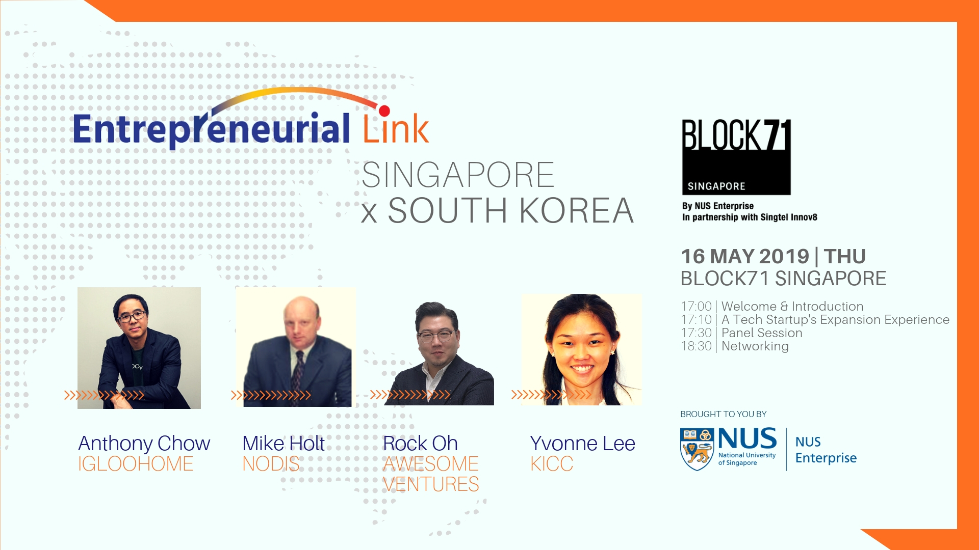 E-LINK: South Korea