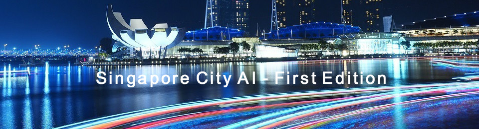 Singapore City AI - First Edition Banner Image