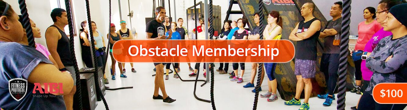 Become a Fitness Protocol Obstacle Member Banner Image