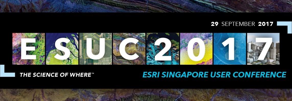 Esri Singapore User Conference 2017
