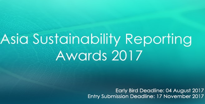 Asia Sustainability Reporting Awards