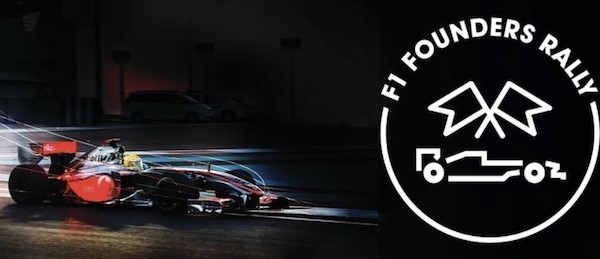 F1 Founders Rally by Golden Gate Ventures