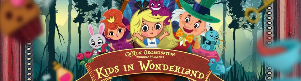 KIDS IN WONDERLAND - 25th November 2017 Banner Image