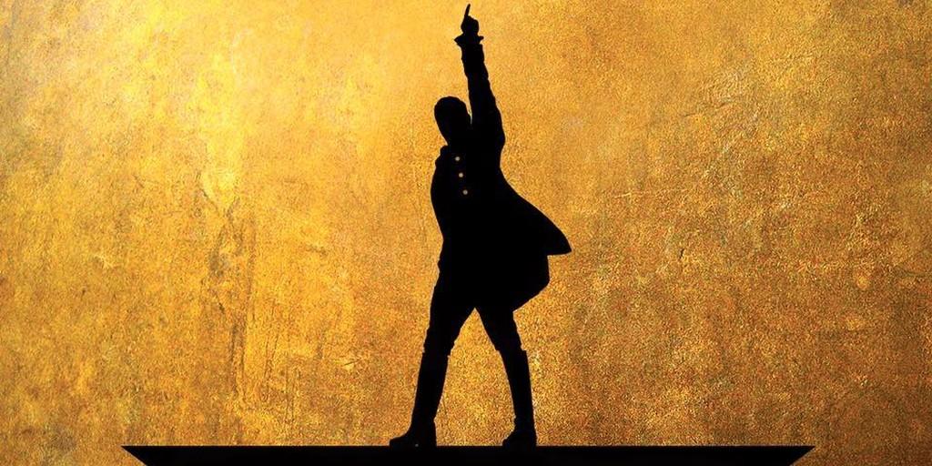 Hamilton Musical NYC Banner Image