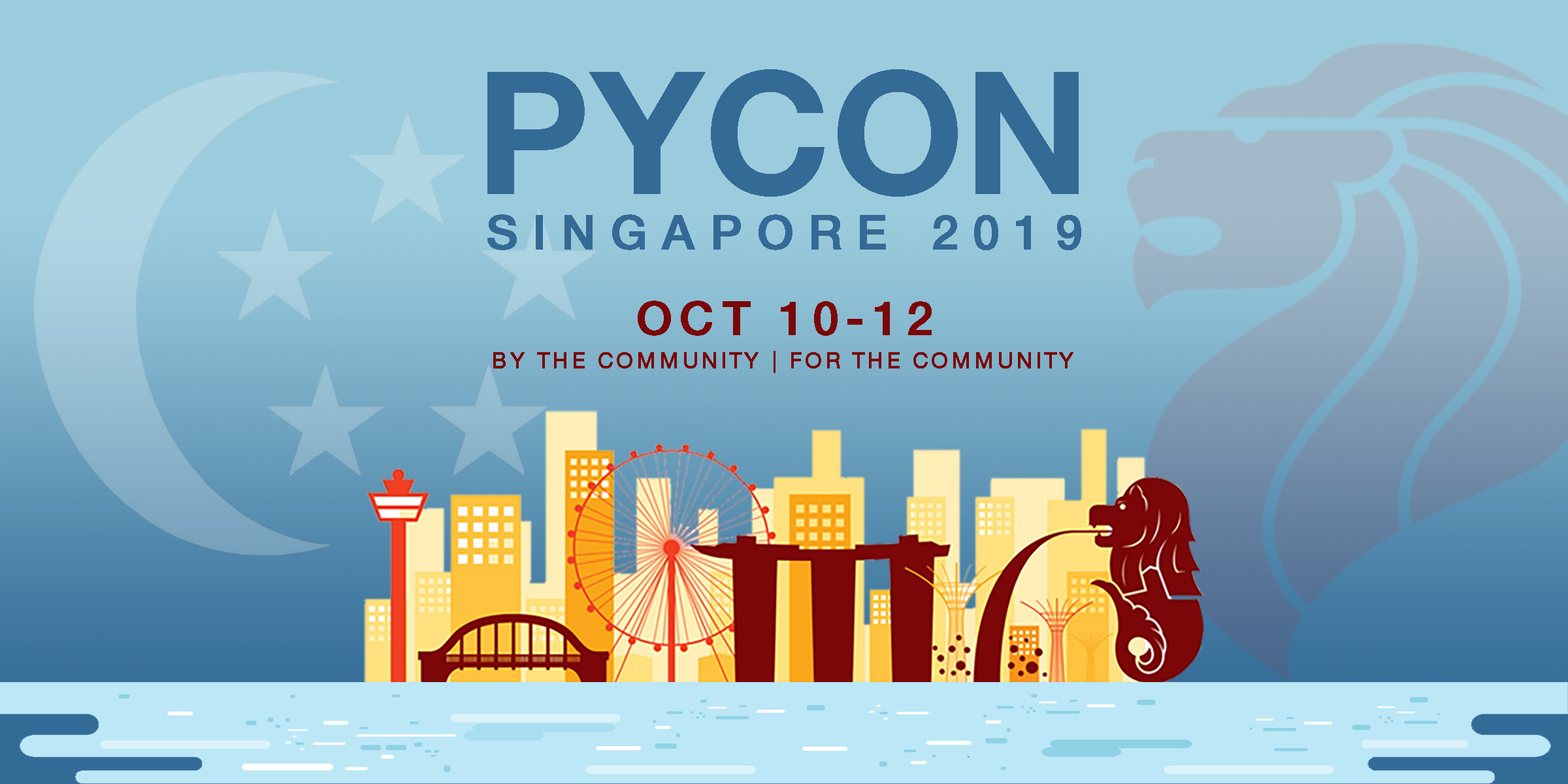 PyCon Singapore 2019 Banner Image