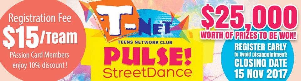 PULSE! Street Dance 2017 Banner Image