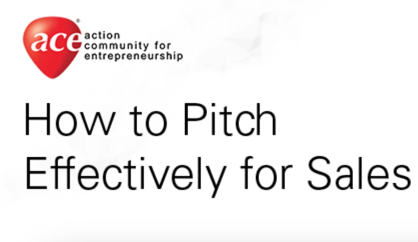 How to Pitch Effectively for Sales