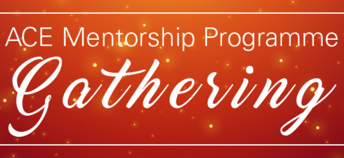 ACE Mentorship Programme Gathering 2018