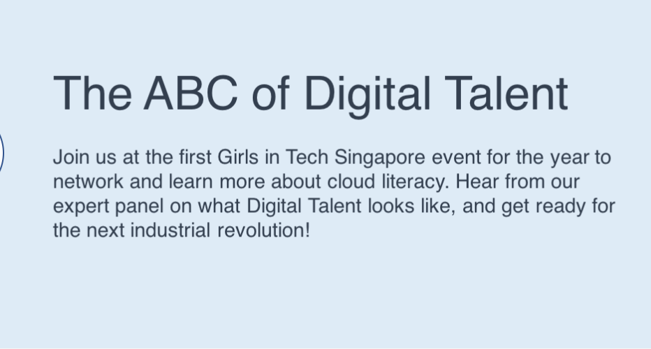 The ABC of Digital Talent