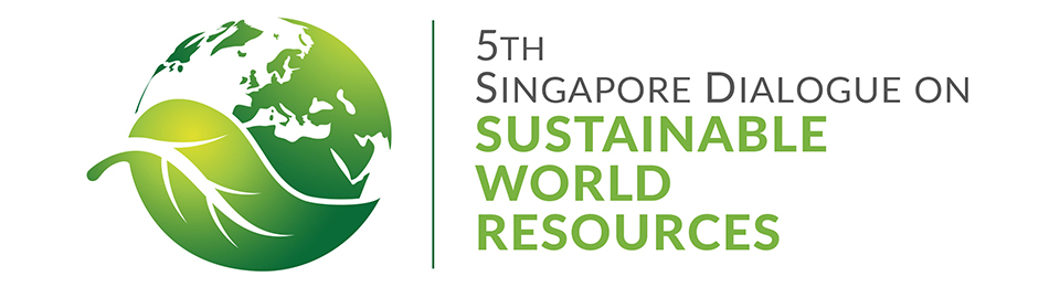 5th Singapore Dialogue on Sustainable World Resources Banner Image