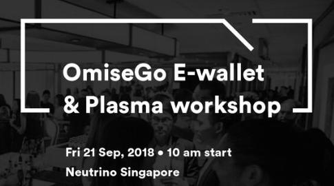 OmiseGO eWallet & Plasma Workshop