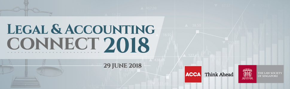 Legal and Accounting Connect 2018 Banner Image