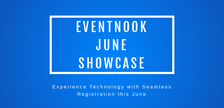May Showcase - 16th May 2019 Banner Image