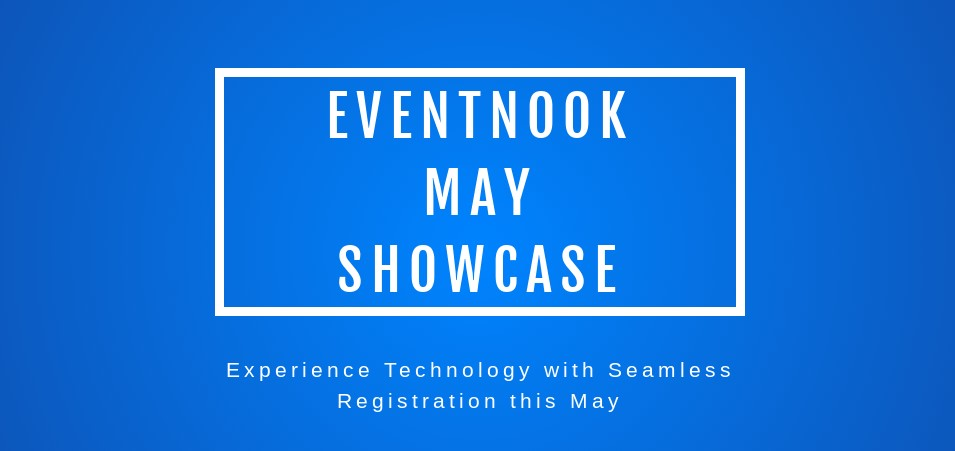 EventNook May Showcase Banner Image