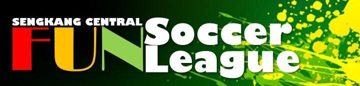 Sengkang Central FUN Soccer League 2019/2020 Banner Image