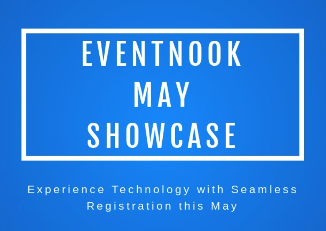 EventNook May Showcase