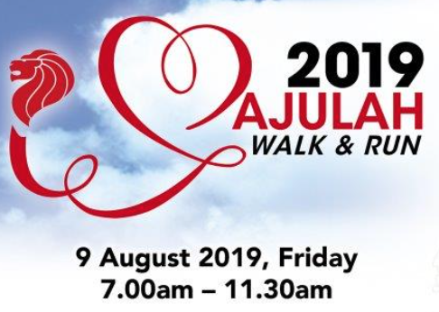 Majulah Walk & Run 2019