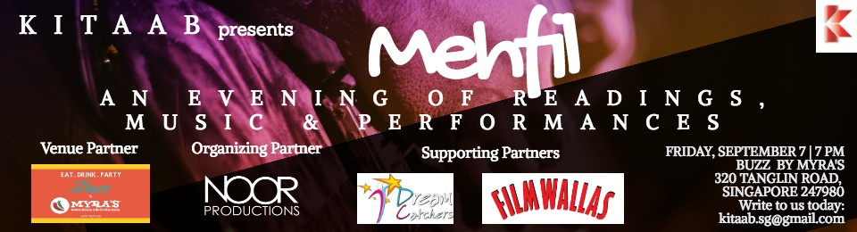 Mehfil Banner Image