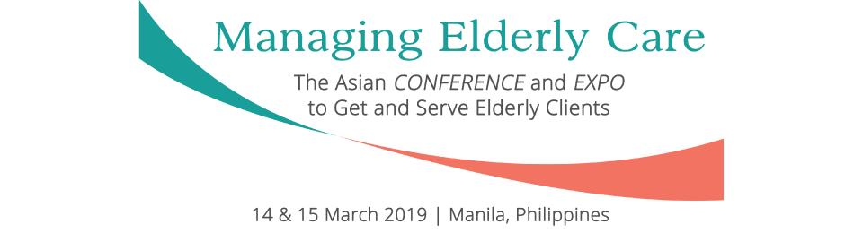 Managing Elderly Care 2019 Banner Image