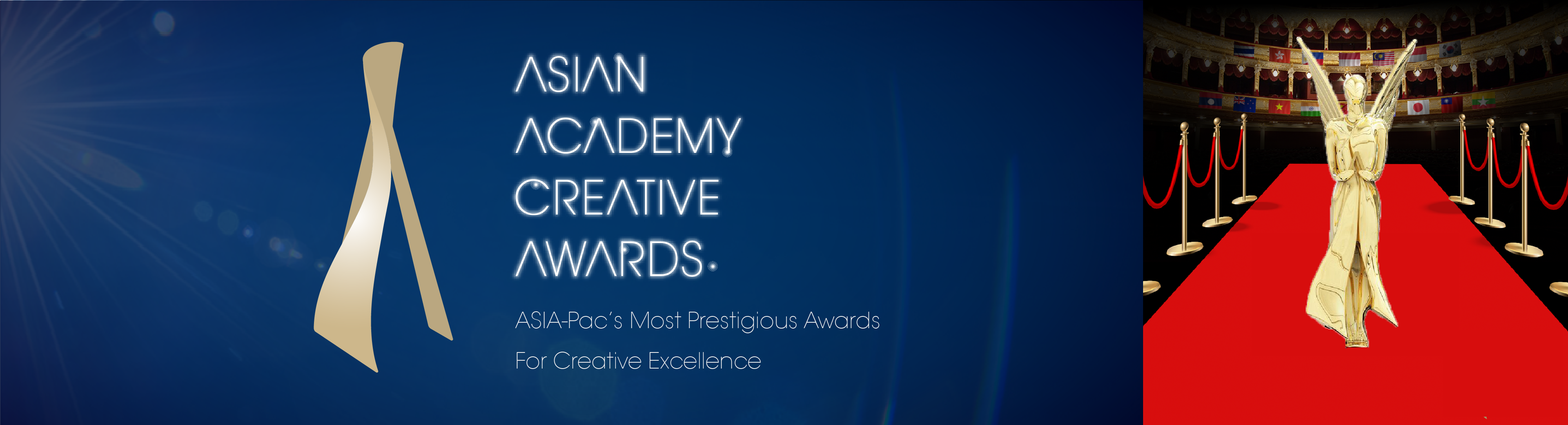Asian Academy Creative Awards 2018 Banner Image
