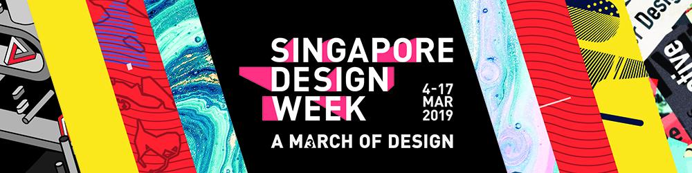 Singapore Design Week 2019 Banner Image