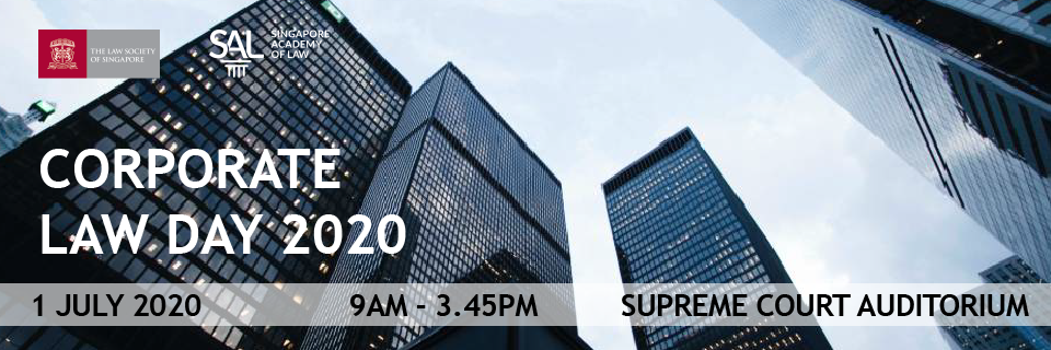 Corporate Law Day 2020 Banner Image