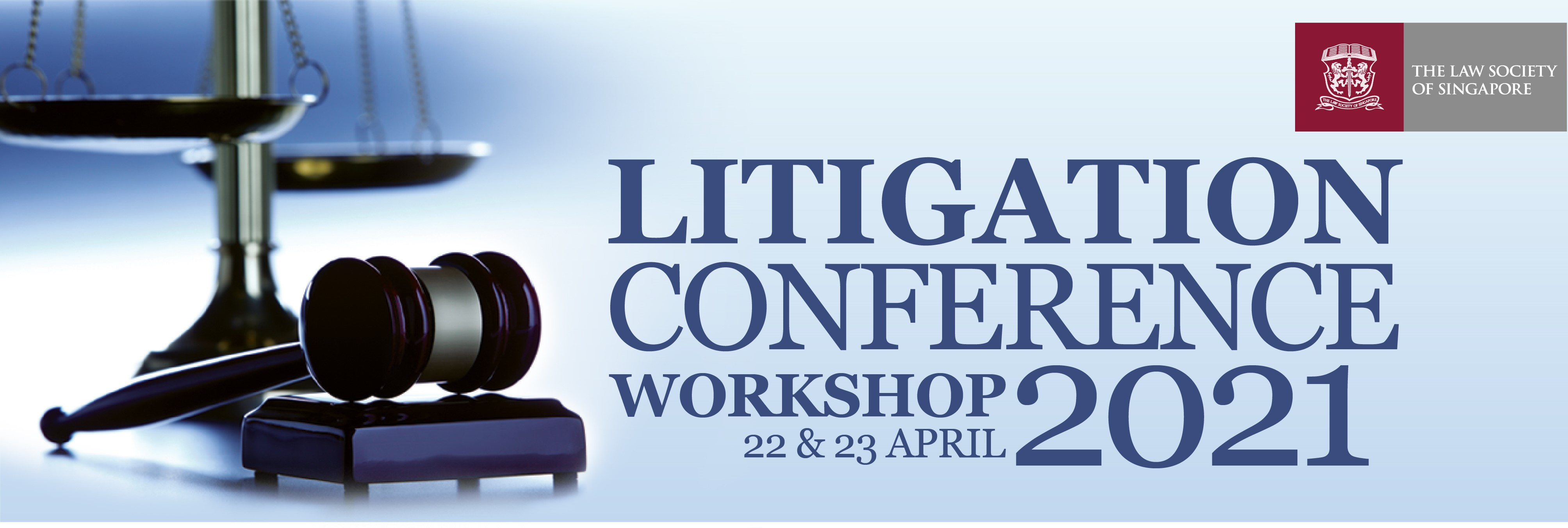 Litigation Conference Workshop 2021 Banner Image