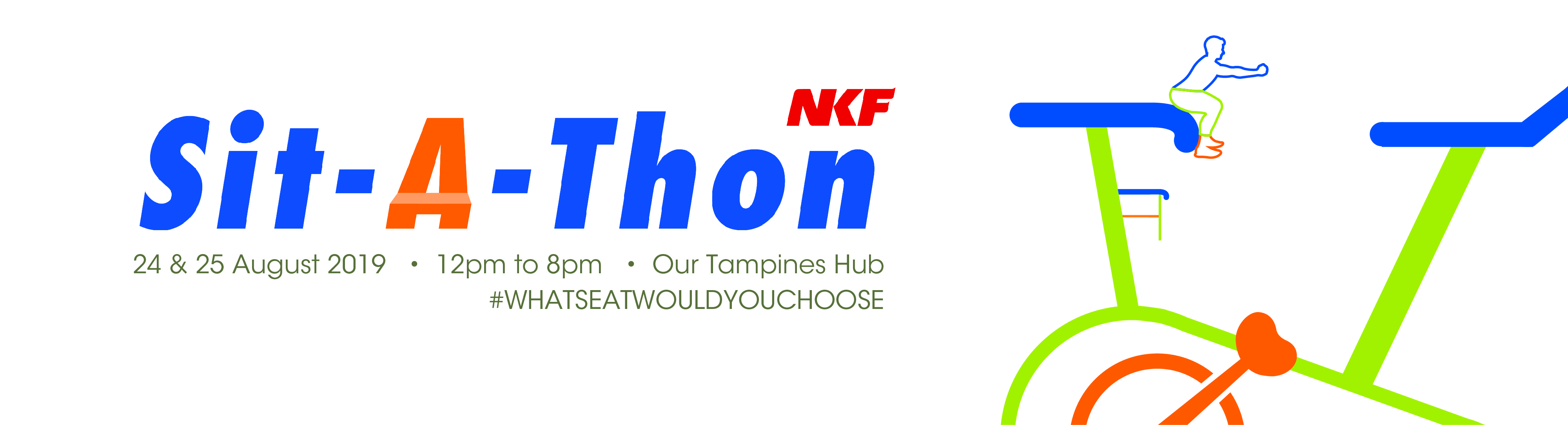 NKF Sit-A-Thon 2019 Banner Image