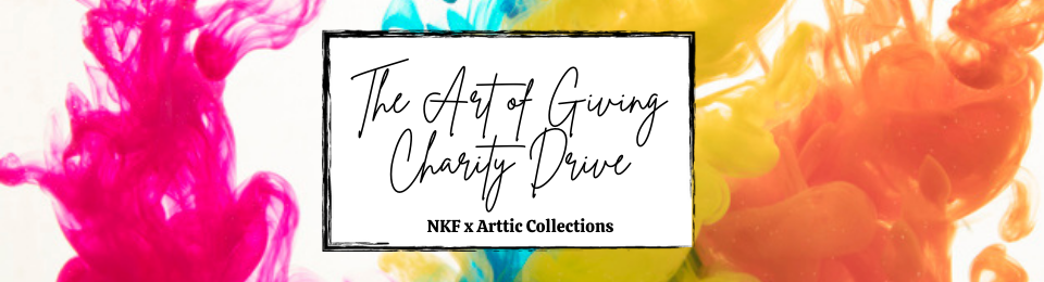 The Art of Giving Banner Image