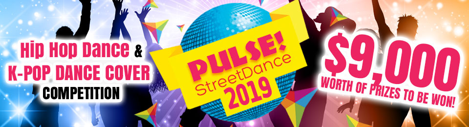 PULSE! STREET DANCE 2019 Registration, Singapore - EventNook