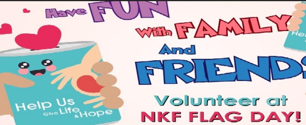 NKF Flag Day 2019