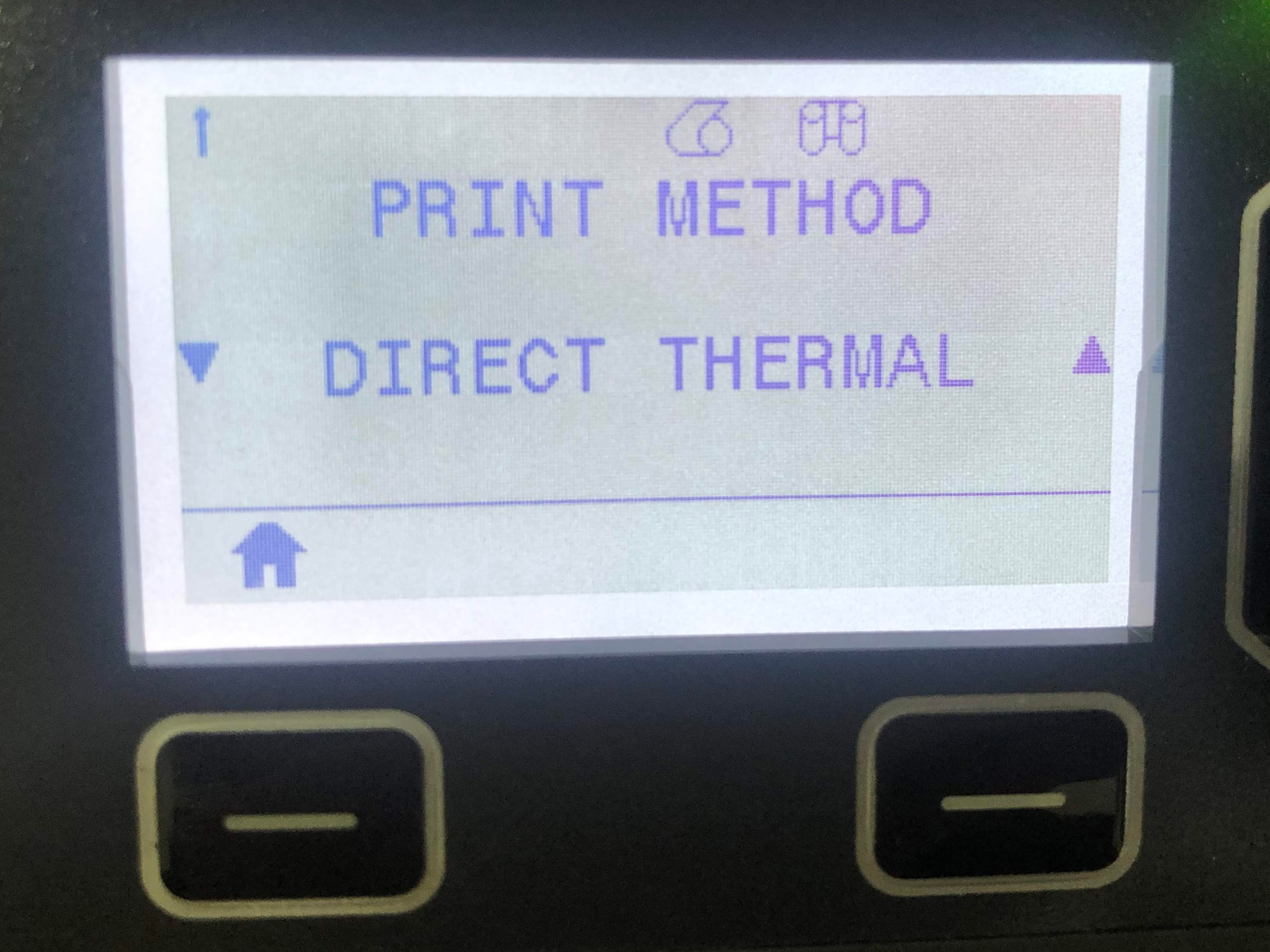 Direct Thermal