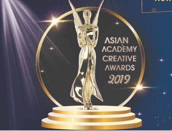 Asian Academy Creative Awards 2019