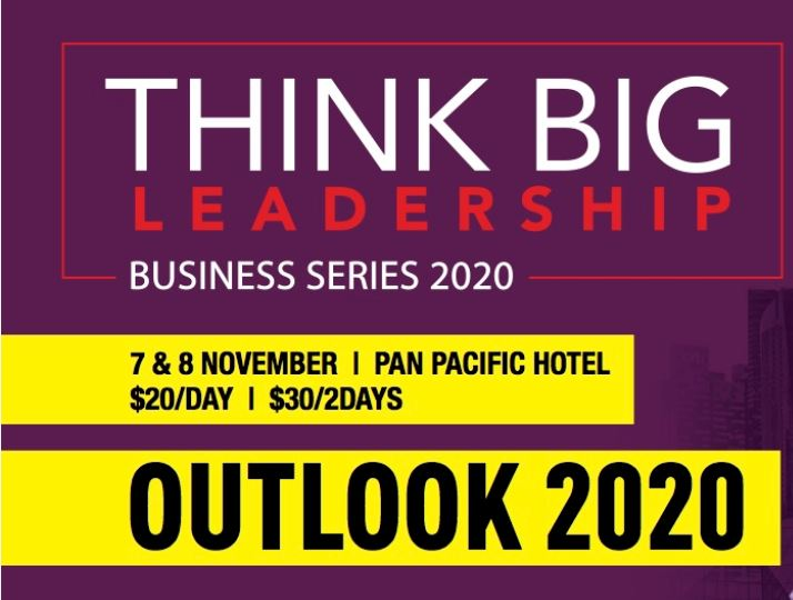 Think Big Leadership Business Series – Outlook 2020