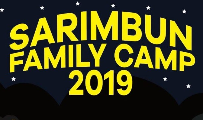 Sarimbun Family Camp 2019