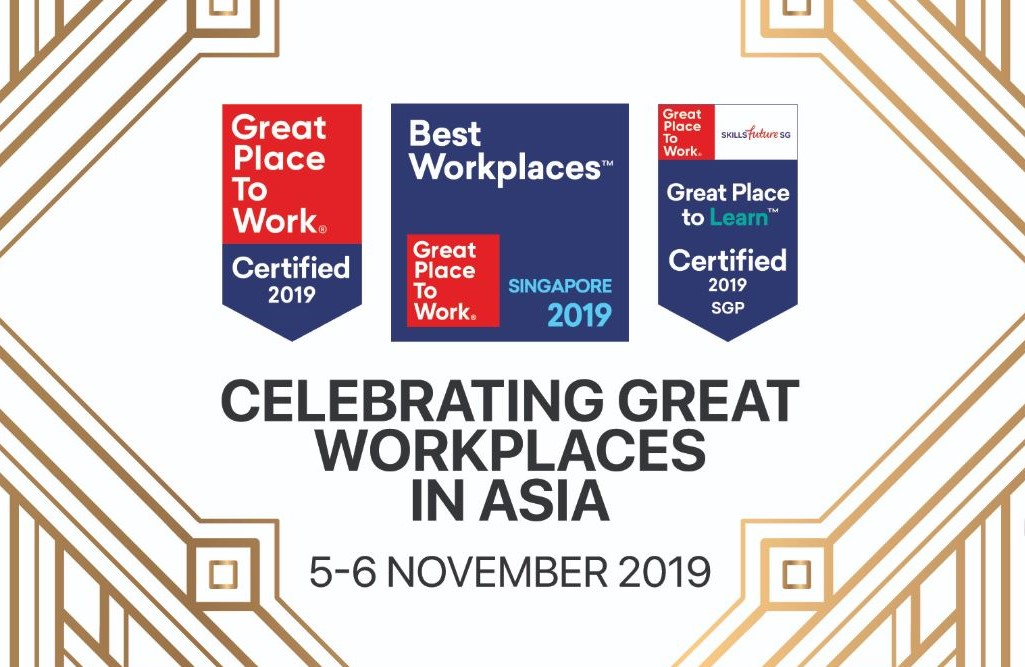 Celebrating Great Workplaces in Asia 2019