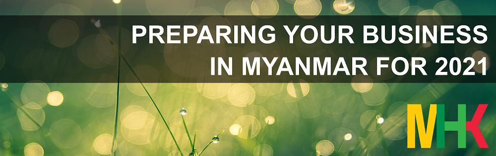 Preparing Your Business in Myanmar for 2021 Banner Image