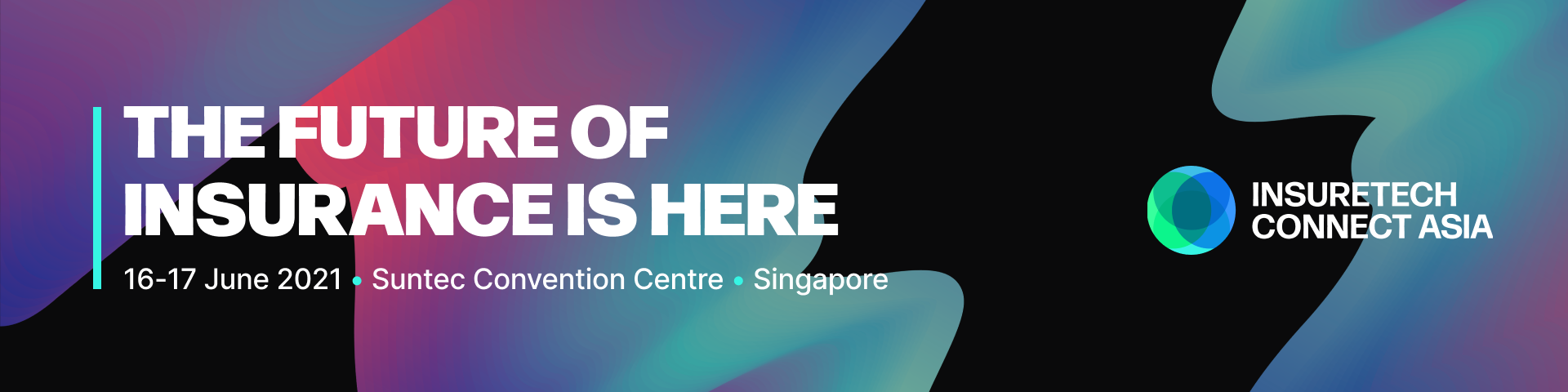 InsureTech Connect Asia 2021 Banner Image