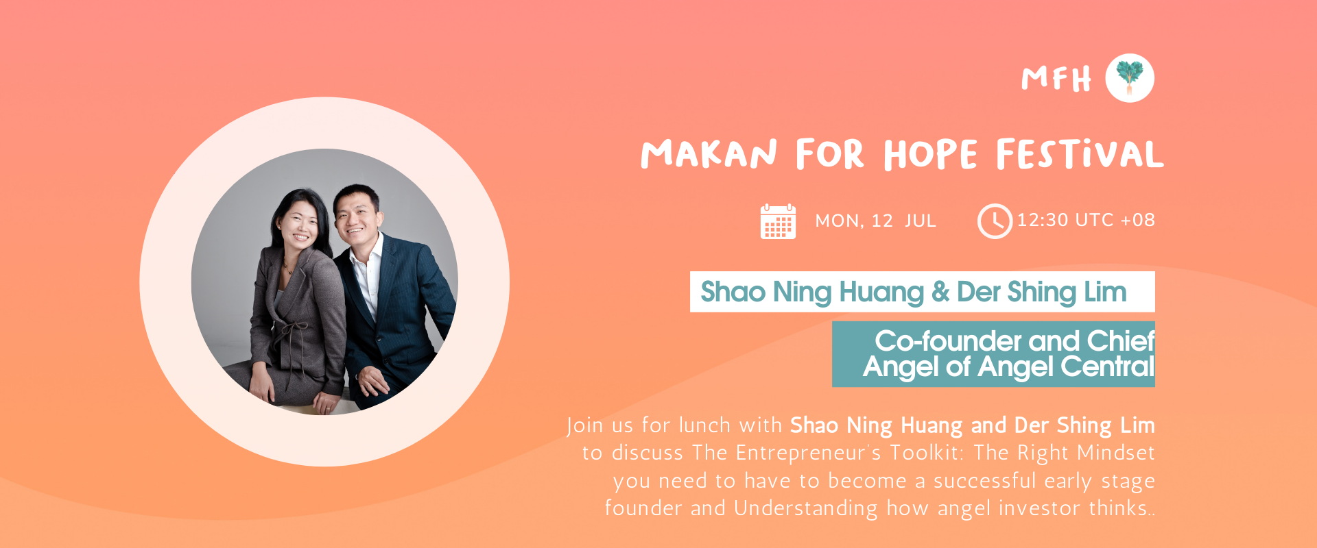 Shao-Ning Huang - The Entrepreneur's Toolkit: The Right Mindset for a Successful Early Stage Founder & Understanding How Angel Investing Works