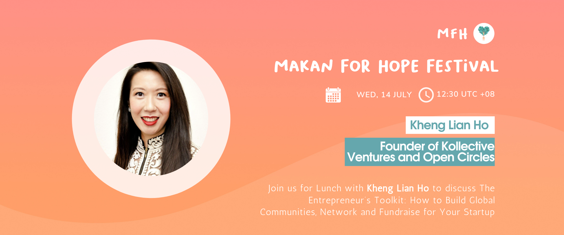 Kheng Lian Ho - The Entrepreneur's Toolkit: How to Build Global Communities, Network and Fundraise for Your Startup