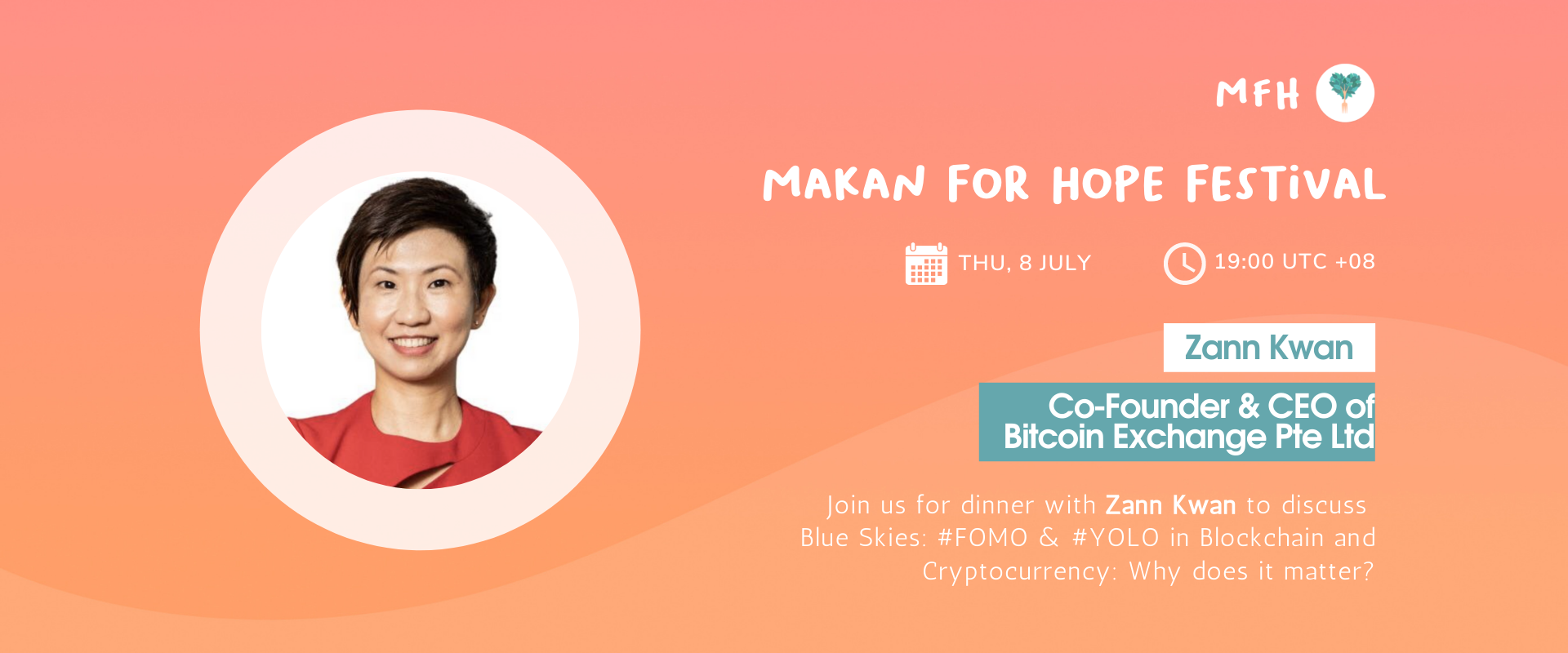 Zann Kwan - Blue Skies: #FOMO & #YOLO in Blockchain and Cryptocurrency: Why does it matter?