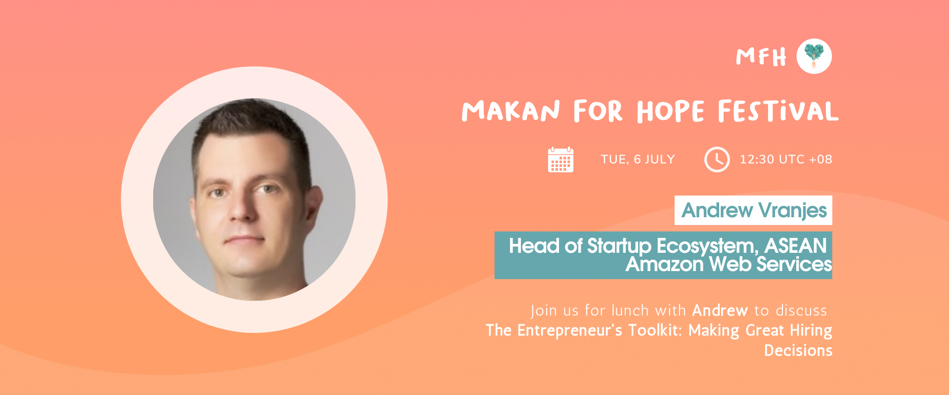 Andrew Vranjes - The Entrepreneur's Toolkit: Making Great Hiring Decisions